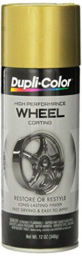 Dupli-Color HWP107 Wheel Coating - 12 fl. oz. (Dupli Color Wheel Coating)