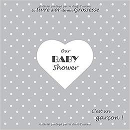 Le Livre D Or De Ma Grossesse Our Baby Shower C Est Un
