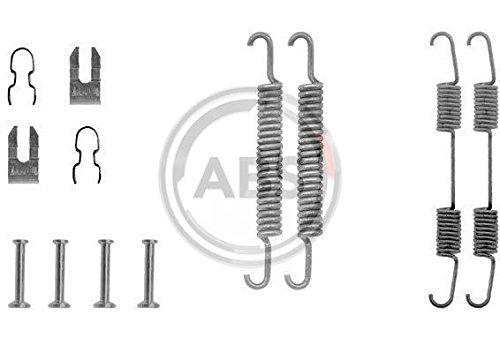 ABS 0666Q Zubehö rsatz, Bremsbacken ABS All Brake Systems bv