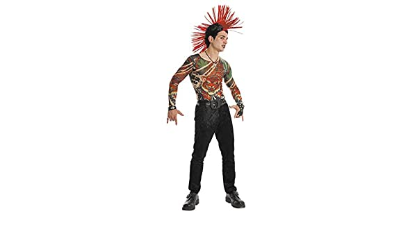 DISBACANAL Disfraces de macarra Hombre - -, XL: Amazon.es ...