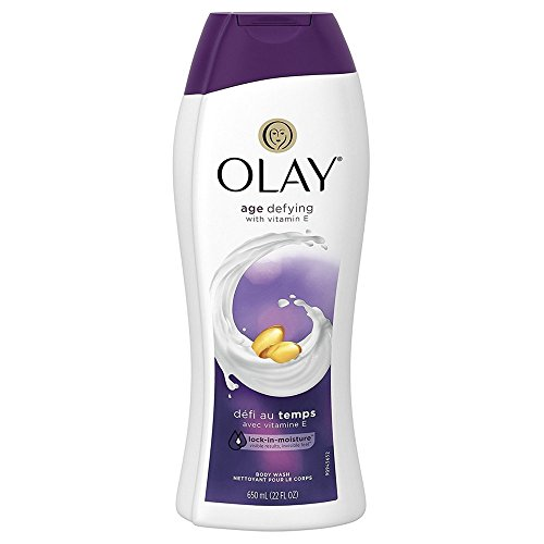 OLAY Age Defying Body Wash 22 oz (Pack of 3)