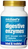 Cheap Michael's Naturopathic Progams Digestive Enzymes, 90 Count