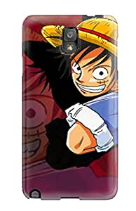 Kevin Charlie Albright's Shop Hot 9519229K17849995 Awesome Luffy Flip Case With Fashion Design For Galaxy Note 3