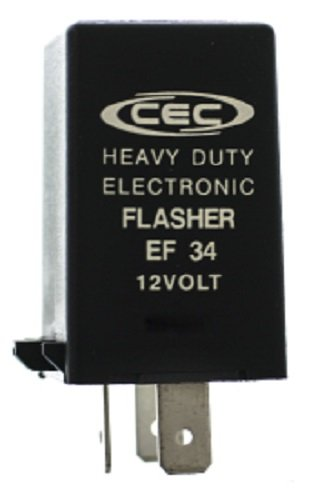 EF34 Electronic Turn Signal Flasher Relay 3 (Nissan Relay)