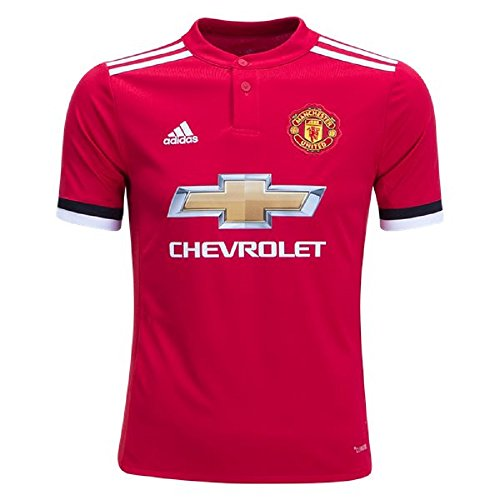 Manchester United Youth Jersey - adidas Manchester United FC Home Youth Jersey [REARED] (L)