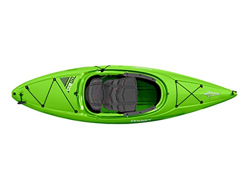 Dagger Zydeco Recreational Kayak, Size 9.0, Lime