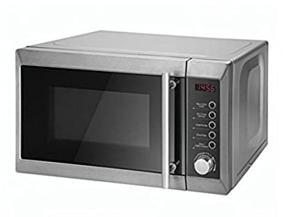 a0c7b91f4879 Tesco Microwave Oven with Grill MG2011, Silver: Amazon.co.uk ...
