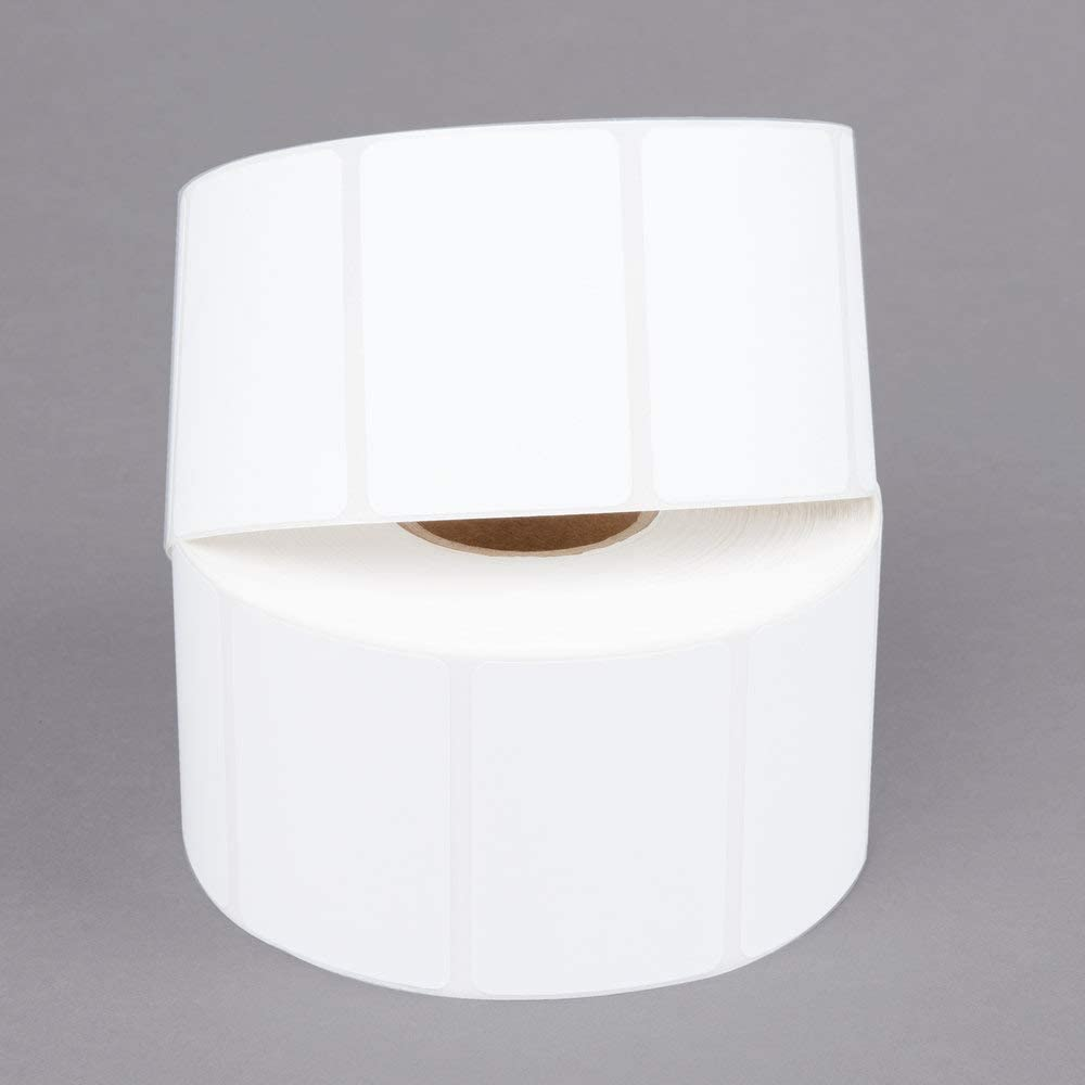 700 Labels//Roll Fits Many Printers /& Torrey Scale Made in USA 58 mmx40 mm 12 Rolls//Case UPC Torrey Scale Label Blank Standard Label for LSQ-40L Scale TR-8010