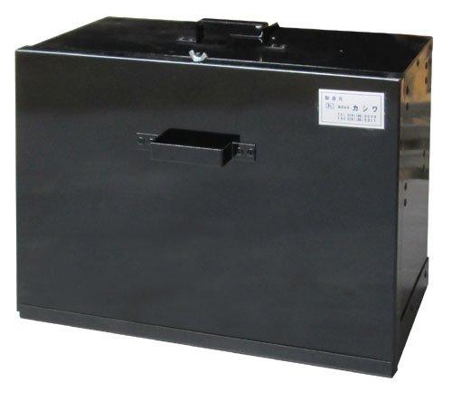 鉄板工房 スモーカー 燻製器 スモークグリル ワイドサイズ 【高さ35x幅50x奥行25cm】 B011BNTBJA