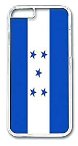 ACESR Honduras Flag Slim iPhone Case PC Hard Case Back Cover for Apple iPhone 6 4.7inch