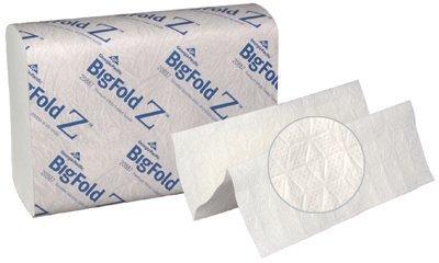 (10/CS) TOWEL FOLDED BIG-FOLD Z (Bigfold Z-fold Towel)