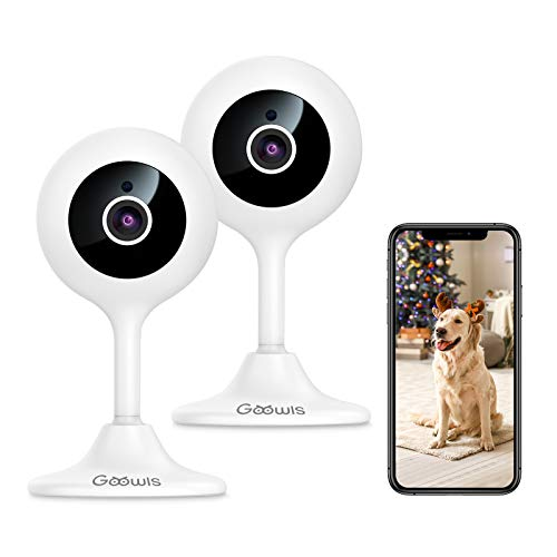 Indoor WiFi Camera for Home Security