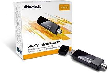 AVerMedia H831 Hybrid DVB-T/T2 Lite Tuner Driver