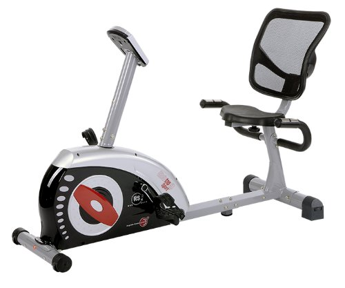 Nicht nur das klassische Ergometer, sondern auch Sitz-Modelle werden von Christopeit und weiteren Herstellern angeboten.
