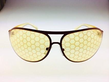 Jim Beam Vintage Sonnenbrille Retro Hipster Style Honey KlqwcX7S