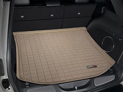 WeatherTech Custom Fit Cargo Liners for Toyota 4Runner Tan