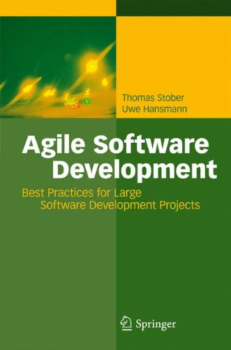 Agile Software Development: Best Practices for Large Software Development Projects by Brand: Springer (Image #2)