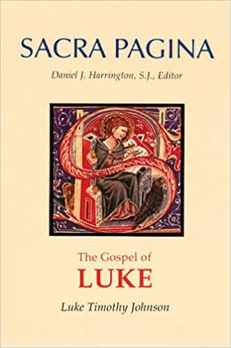 Book Gospel of Luke: Sacra Pagina,