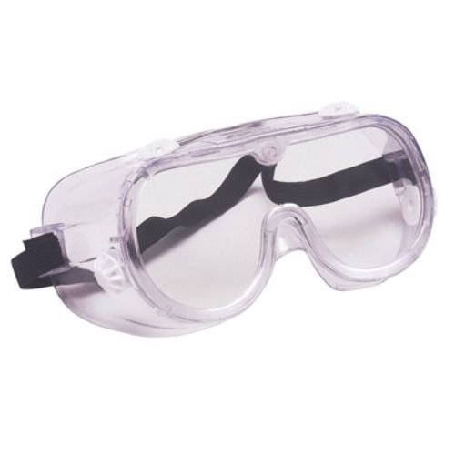 Covidien DP5030G ChemoPlus Protective Wrap-around Goggles, Plastic (Pack of 6)