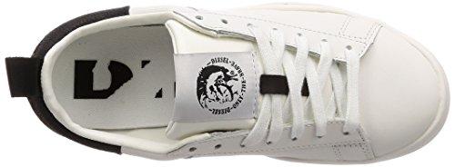 Clever Black Low White Sneaker W Diesel Women's S qw0vnt0ET