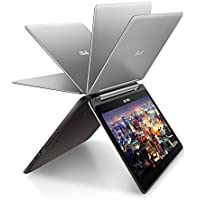 Newest Asus Flagship 360° Flip 2-in-1 15.6 FHD Touchscreen Laptop, Intel Core i7-7500U 2.70GHz, 12GB DDR4 RAM, 1TB+256GB SSD, NVIDIA GeForce 940MX 2GB, Type-C USB, Bluetooth, HDMI, 802.11ac, Win 10