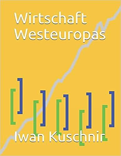 Wirtschaft Westeuropas