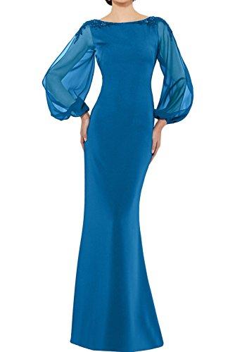TOSKANA BRAUT - Vestido - para mujer Azul