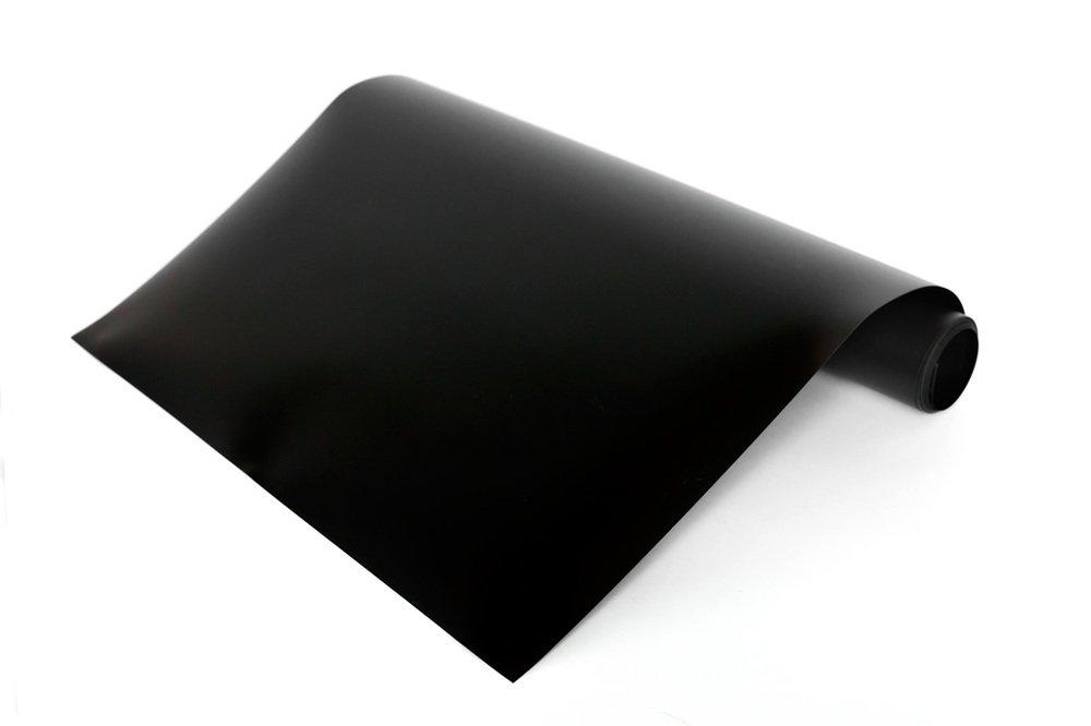Imagination Starters再利用可能な洗濯可能黒板テーブルランナー16