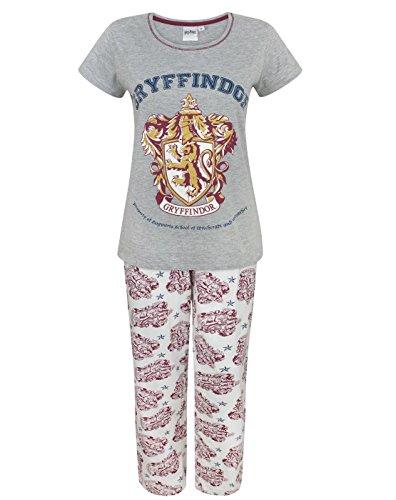 Harry Potter Gryffindor Women's Pyjamas (Potter Pants Harry)