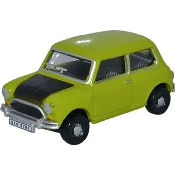 Lime Oxford 76mn005 Diecast Mini Classic GreenJeux Et O0Pk8wn
