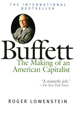 Buffett The Making Of An American Capitalist Pdf