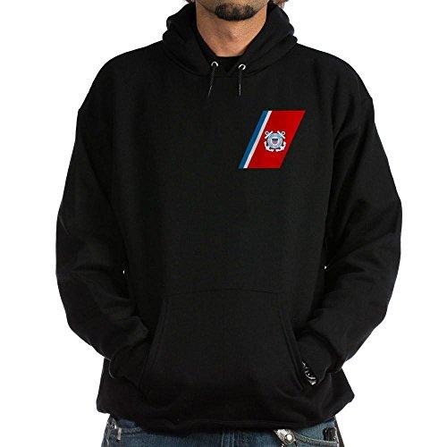 - CafePress Coast Guard Dark Hoodie 2 Pullover Hoodie, Classic & Comfortable Hooded Sweatshirt Black