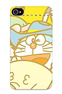 Fashionable SEo5007FUkSt Iphone 4/4s Case Cover For Download Free Doraemon 1024 Original Ize Protective Case With Design