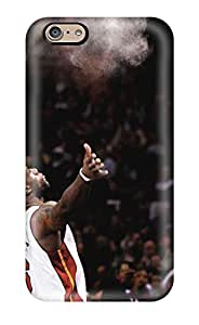 sandra hedges Stern's Shop Iphone 6 Hard Back With Bumper Silicone Gel Tpu Case Cover Lebron James