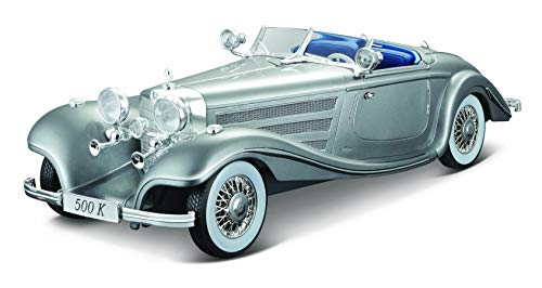 Maisto 1:18 Scale 1936 M-B 500 K Type Specialroadster Diecast Vehicle