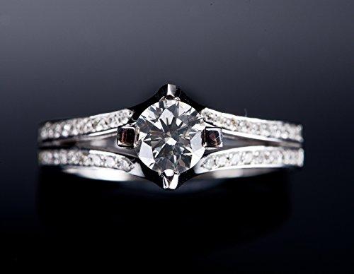 0.85 Ct Ladies Diamond - 2