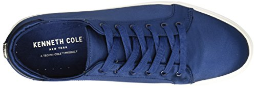 Kenneth Cole New York Women's Kam Techni-Cole Satin Lace-up Sneaker Navy pjNHHePrh7