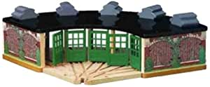 Thomas And Friends Wooden Railway - Roundhouse