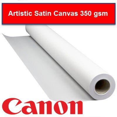 Canon Artistic Satin Canvas Inkjet Media -