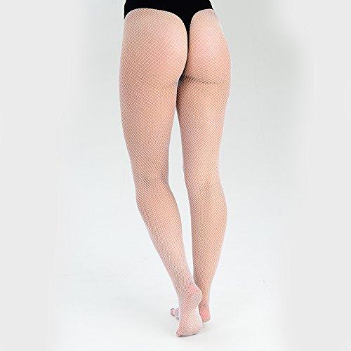 White Féminins Filet Taille Diamant Couleurs 3 Collants Sexy Unique En Résille De TUx6TPcdqw