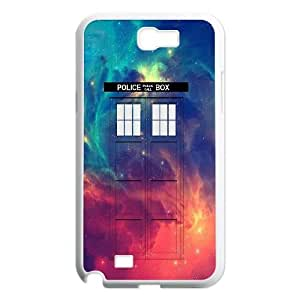 Customized Cell Phone Case for SamSung Galaxy Note2 n7100 - Doctor Who case 1