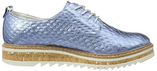 Bugatti Damen V7001pr6n Sneakers Blau (jeans 455)