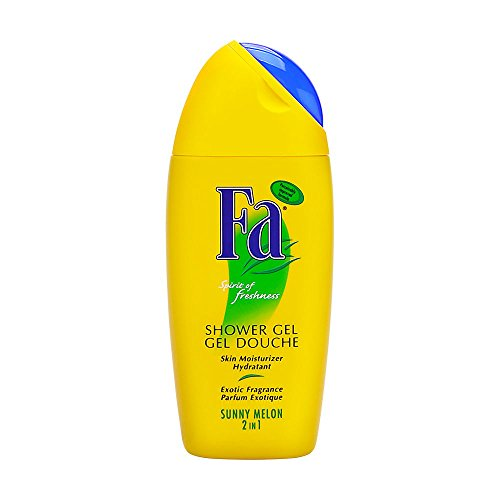 Fa Shower Gel, Sunny Melon