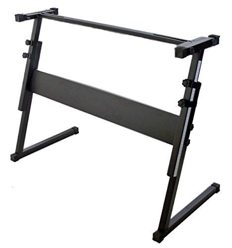 Shop4Omni Z Style Adjustable Keyboard Stand - Black by Shop4Omni