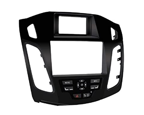 Metra 99-5827B Double/Single DIN Radio Installation Kit for 2012-Up Ford Focus - Ford Installation Kit
