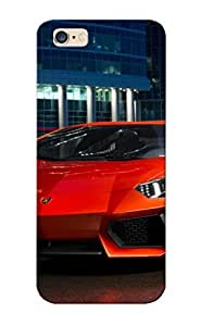 Graceyou Perfect 2012 Lamborghini Aventador Lp7004 Supercars Case Cover Skin With Appearance For iphone 6 plus Phone Case