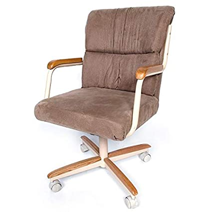 Marvelous Amazon Com Microfiber Swivel Dining Chair With Metal Frame Pdpeps Interior Chair Design Pdpepsorg