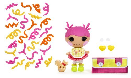 Lalaloopsy Littles Silly Hair Doll Sprinkle Spice Cookie by Lalaloopsy