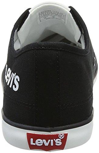 Levi'S Negro Venice Noir para Black Zapatillas Regular Hombre L rwrfqXS