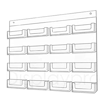 16 bay wall business card holder free shipping amazon 16 bay wall business card holder free shipping reheart Gallery